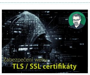 TLS/SSL certifikáty